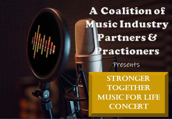 Stronger Together Music For Life